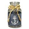 Boston International Tall Anchor Bud Vase (Set of 3)