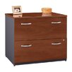 Bush Business Furniture Series C 2 Drawer Lateral File