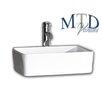 MTD Vanities Malta Vessel Bathroom Sink