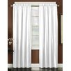 Window Accents Whisper Curtain Panel (Set of 2)