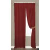 Window Accents Luster Curtain Panel (Set of 2)