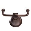 ARISTA Northland Wall Mounted Double Robe Hook
