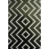 "Flavor Paper Ziggy Diamond 15' x 27"" Geometric Wallpaper (Set of 3)"