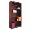 """Alera® Square Corner 72"""" Standard Bookcase"""