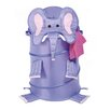 Innovative Home Creations Elephant Hamper Round