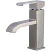 American Imaginations Single Handle Single Hole Brass Faucet