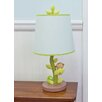 "Nurture Imagination Swing 18"" H Table Lamp with Empire Shade"