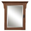"Sunnywood Mission Oak 30"" x 32"" Surface Mount Cabinet"