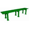 Putterman Athletics Midcourt Park Bench