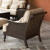 Pride Family Brands Jakarta Lounge Chair with Cushion
