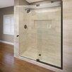 """Basco Cantour 76"""" x 36"""" Door and Panel Shower Door"""
