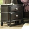 Avalon Furniture Dundee Place 2 Drawer Nightstand