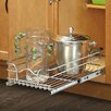 "Rev-A-Shelf 22"" Single Wire Basket"