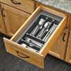 Rev-A-Shelf Small Glossy Cutlery Organizer