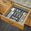 Rev-A-Shelf Extra Large Glossy Cutlery Organizer