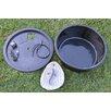 Stone Age Creations Natural Stone Fish Upstream Fountain Kit