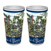 PubsOf Happy Valley, PA Pint Glass (Set of 2)