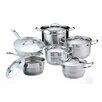 BergHOFF International Hotel Line Stainless Steel 12-Piece Cookware Set