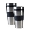 BergHOFF International Orion 16 oz. Travel Mugs (Set of 2)