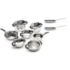 BergHOFF International Virgo 12 Piece Cookware Set