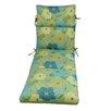 Comfort Clas Outdoor Sunbrella Chaise Lounge Cushion