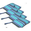 Comfort Clas Outdoor Sunbrella Cushion (Set of 4)