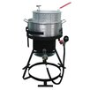 Kamp Kitchen Fish and Wing Outdoor Fryer Kit