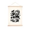 Kindred Sol Collective Otomi Wall Hanging