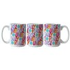 Boelter Brands Beatles All You Need Is Love Sublimated Mug