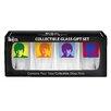 Boelter Brands Beatles Portrait 4 Piece Collectible Pint Glass Set