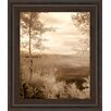 Classy Art Wholesalers Peaceful Morning I by Monte Hagler Framed Photographic Print