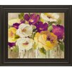 Classy Art Wholesalers Deep in Purple I by Lanie Loreth Framed Painting Print