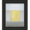 Classy Art Wholesalers Halflight II by Caroline Gold Framed Painting Print