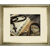 Classy Art Wholesalers Rosary in Bible by Kbuntu Framed Photographic Print