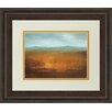 Classy Art Wholesalers Last Light by Caroline Gold Framed Painting Print