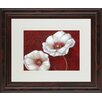 Classy Art Wholesalers Prized Blooms II by Nan Framed Painting Print