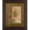Classy Art Wholesalers Tropical Breeze II by Vivian Flasch Framed Painting Print