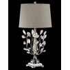 """Dale Tiffany Blossom 30"""" H Table Lamp with Empire Shade"""