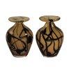 Dale Tiffany 2 Piece San Luis Vase Set
