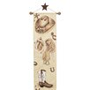Renditions by Reesa Personalized Cowboy Growth Chart