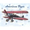 Renditions by Reesa American Flyer Wall Plaque