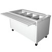 IMC Teddy Sefi Fabricators Cold Food Counter with Refrigerated Base and Cold Pan