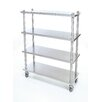 "IMC Teddy 72"" H Five Shelf Shelving Unit"