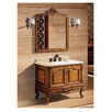 "Dawn USA 39"" Single Vanity Set with Mirror"