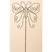 Worth Imports Metal Butterfly Garden Stick
