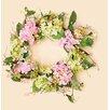"Worth Imports 18"" Hydrangea Wreath"