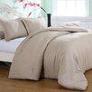 Affluence Home Fashions Luxury Embossed Microfiber Comforter Set