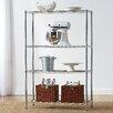 Wayfair Basics Wayfair Basics 4 Shelf Shelving Unit