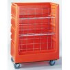 Maxi-Movers 48 Cubic Feet Turnabout Truck with Non-Removable Shelves