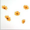 Style and Apply Sunflowers Wall Decal
